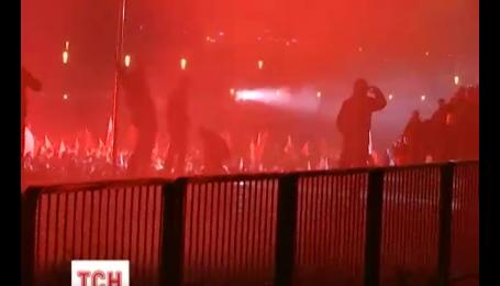 День незалежності Польщі завершився сутичками