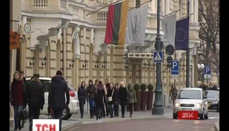 Украина борется за всю Европу - Даля Грибаускайте