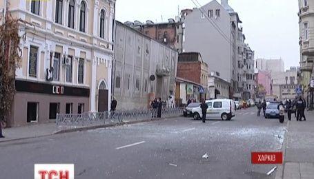 В Харькове в районе железной дороги прогремел взрыв