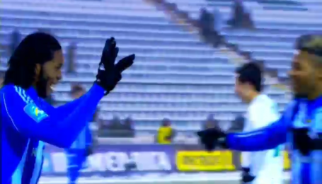 Форвард Динамо забил самый красивый гол 14-го тура УПЛ