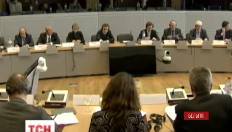 Газовые переговоры в Брюсселе продолжаются уже десять часов