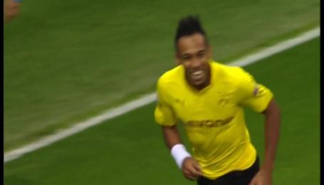 Галатасарай - Боруссія Дортмунд - 0:1. Відео голу Обамеянга