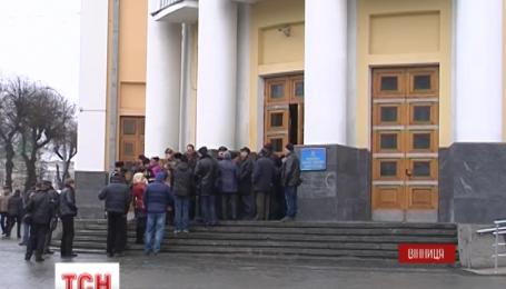 Продолжение Майдана ожидают сегодня в Виннице