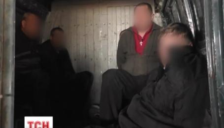 Поблизу Донецька затримано групу російських агентів