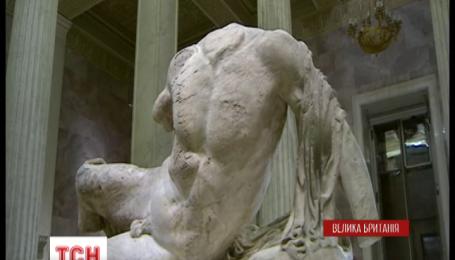 Британский музей одолжил петербургскому Эрмитажу драгоценную скульптуру