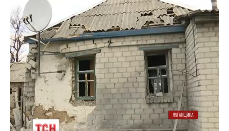 Станицу Луганскую обстреляли с территории России