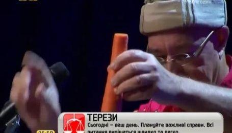 Австралийский музыкант превратил морковку на мелодичный инструмент