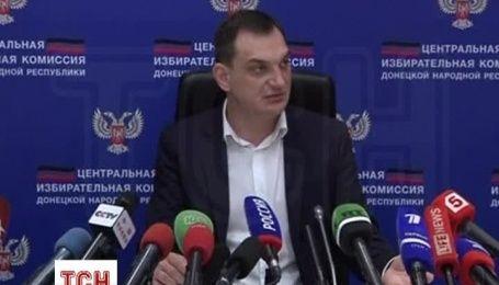 """Предводителем донецких боевиков """"официально"""" становится Александр Захарченко"""