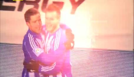 Ярмоленко забил самый красивый гол 11 тура чемпионата Украины