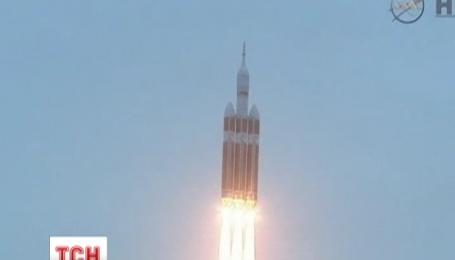 """С космодрома в Соединенных Штатах стартовал корабль """"Орион"""""""