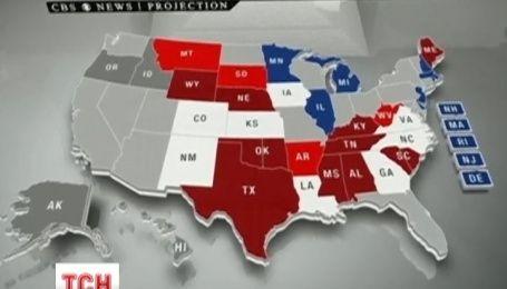 На промежуточных выборах в США республиканцы получили контроль над Конгрессом