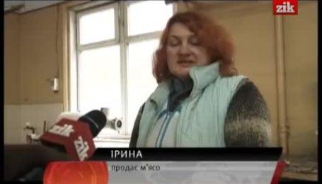 С прошлого года продуктовая корзина украинцев подорожала на половину
