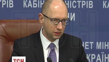 Яценюк хочет услышать фамилии кандидатов в правительство в течение этой недели