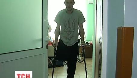 Бойцам, которым ампутировали ноги, занижают группу инвалидности