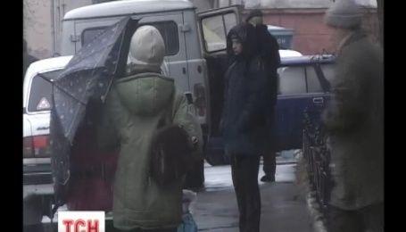 Мокрый снег, гололед и шторм прогнозируют Украине синоптики