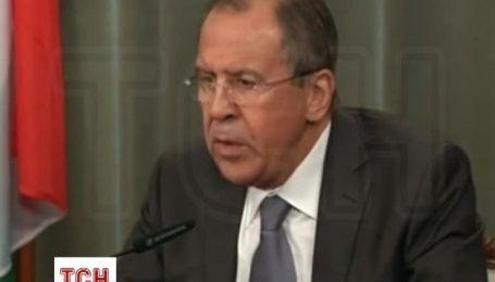 """Лавров утверждает, что Украине не нужно в НАТО с """"точки зрения коренных, национальных интересов"""""""