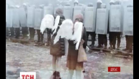 Сегодня Украина отмечает годовщину Евромайдана