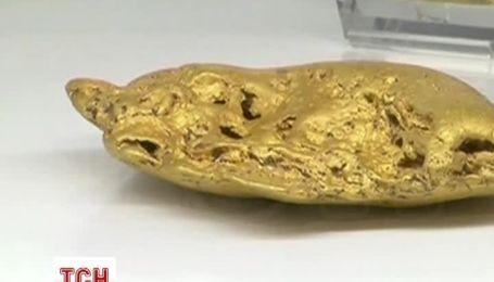 Гигантский самородок золота будет продан в Сан-Франциско за $ 350 тысяч