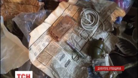 СБУ задержала преступников, которые готовили серию взрывов на Днепропетровщине