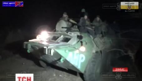 Українська армія відступила від 32 блокпоста біля села Сміле