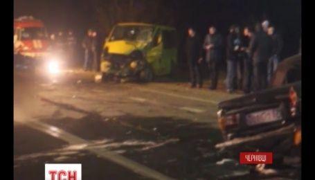 Три человека погибли в результате аварии на объездной Черновцов