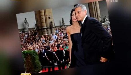 В сети появились фотографии роскошного имения супругов Клуни