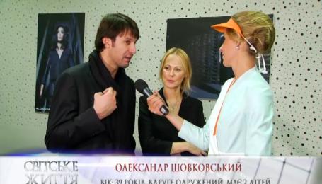 Шовковский и Ребров стараются держать субординацию