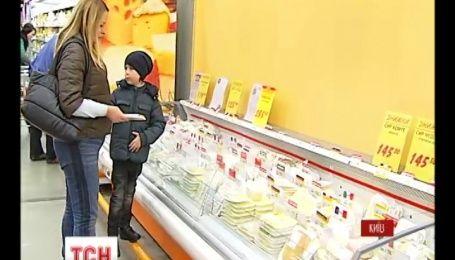 5-летний ребенок отравился сыром, который был куплен в одном из крупнейших супермаркетов