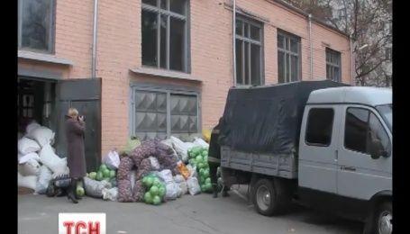 Жителі Житомира на Луганщину відправлять майже 40 тонн гуманітарної допомоги