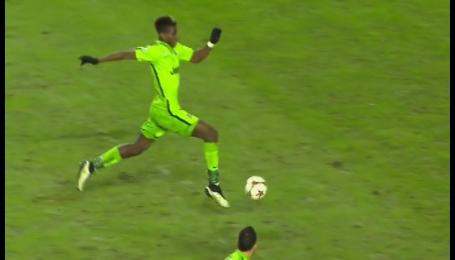 Мальме - Ювентус - 0:2. Відео голу Тевеса