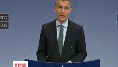Генсек НАТО Йенс Столтенберґ призывает усиливать экономическое давление на Россию