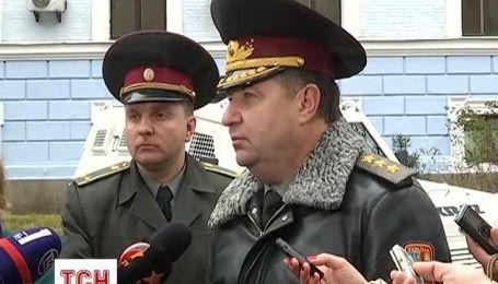 Полторак прокоментував чутки про дати нападів бойовиків і військових РФ