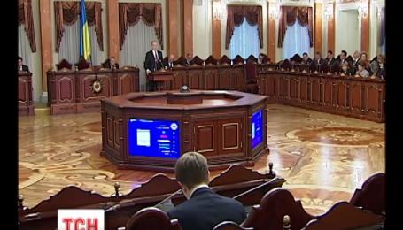 Украинские судьи требуют пересмотреть люстрационные законы