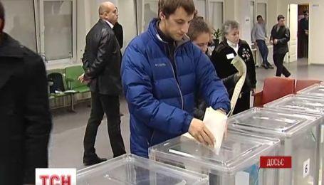 Сьогодні останній день, коли можна змінити місце голосування