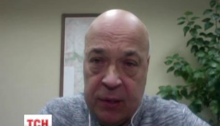 Геннадій Москаль розповів про «придністровський сценарій» для Луганщини
