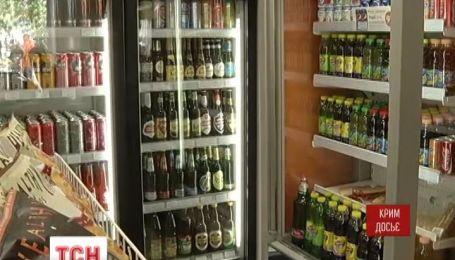 У Криму заборонили продавати алкоголь вночі