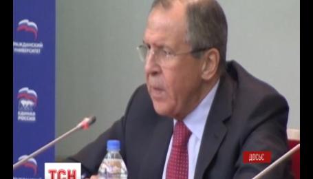 Россия упорно отрицает свою причастность к конфликту в Украине