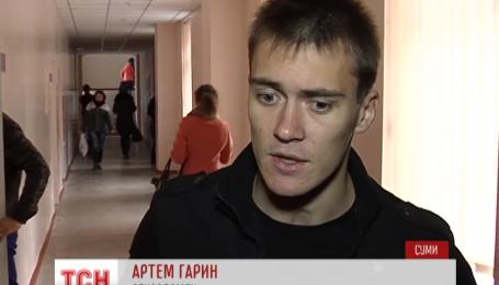 24-летний Артем Гарин из Сум продемонстрировал феноменальную память