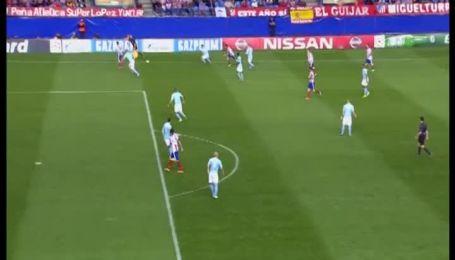 Атлетико - Мальме - 5:0. Видео матча