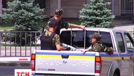 Полк «Дніпро» обурений політичними хамелеонами