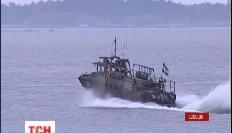 Шведські військові обіцяють підняти на поверхню загадковий підводний об'єкт