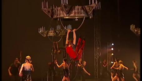 Міжнародний балетний проект «Великий Гетсбі» вперше показали в Києві