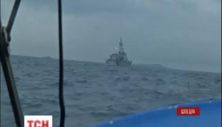 Охота за субмариной в Швеции вошла во вторую фазу
