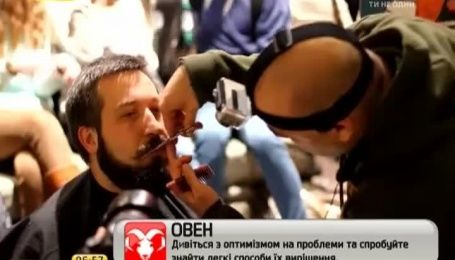 Музыкальный парикмахер из Львова покоряет сеть