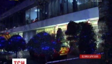 В центре Лондона взорвался пятизвездочный отель, пострадали 14 человек