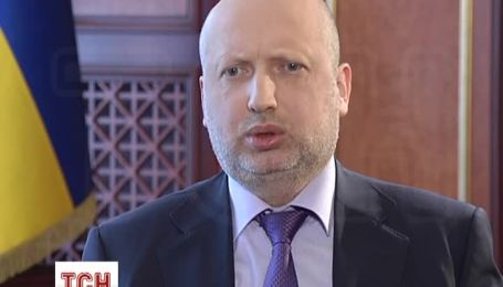Турчинов переконаний, що можна створити умови для голосування військовим в зоні АТО