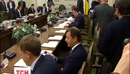 Депутаты одновременно зачитают присягу на первом заседании Рады