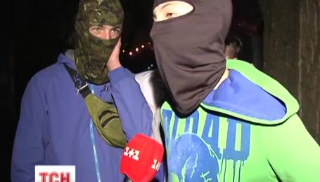 В Киеве подростки вершили самосуд над педофилом