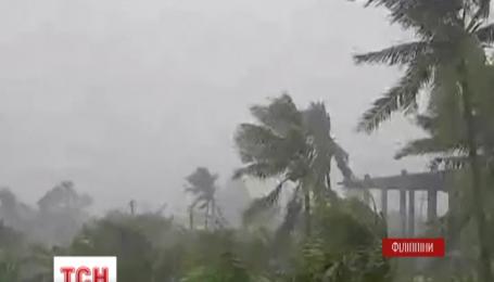 Тайфун «Хагупит» обрушился на Филиппины