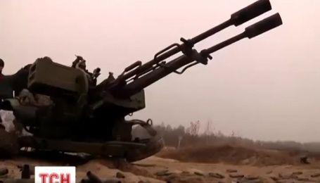 Боевики обстреливали позиции украинских военных за последние сутки 65 раз